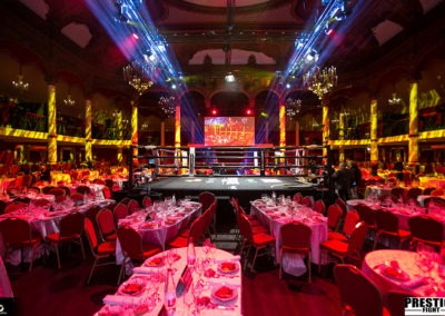 Prestige Fight gala all star muay thai salle Wagram