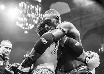 Prestige Fight gala all star muay thai Wagram 2018 Changpieuk vs Bobo Sacko