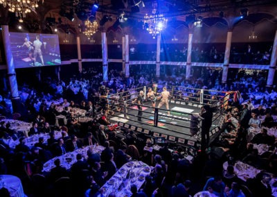 Prestige Fight gala all star muay thai Wagram 2018 combats sfr sports